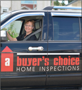 Judy Schueler -A Buyer's Choice - home inspection franchise - franchisee success story
